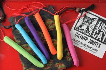 Six Rainbow Cat Joints