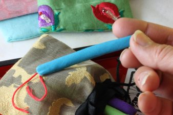 Rainbow Cat Joint In Hand with Bags