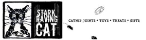Stark Raving Cat Header