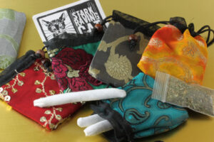 Three Cat Joints Gift Bags
