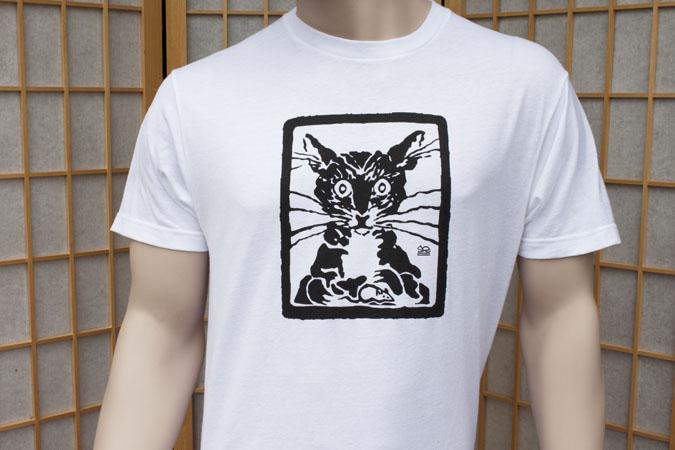 Large White T-Shirt