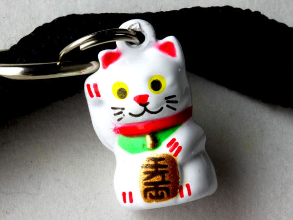 Lucky Bell Charm on Collar