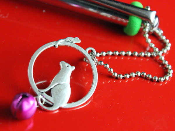 Cat Charm & Bell