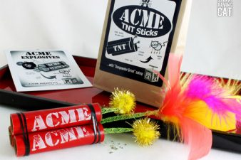 Acme TNT Sticks with Catnip