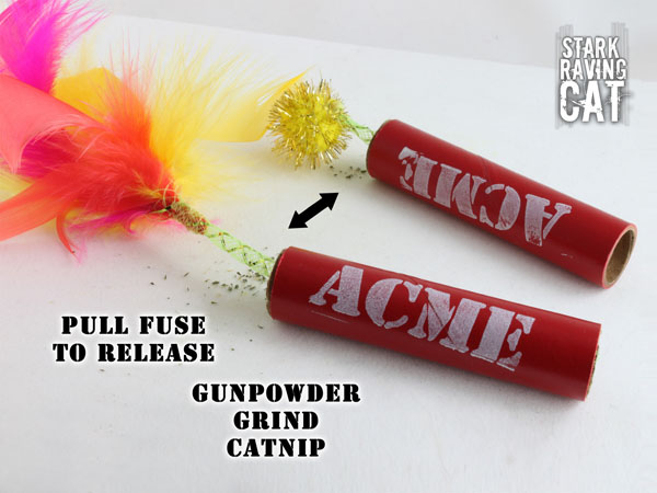 How to Use Acme TNT Sticks