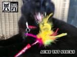 Wolfie Explodes for Acme TNT Sticks