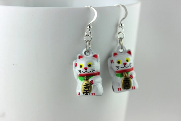 Neko Cat Earrings