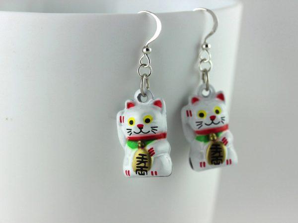 Neko Cat Earrings