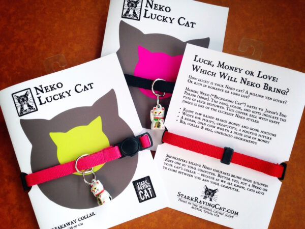 Neko Lucky Cat Collars