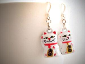 Neko Bell Earrings