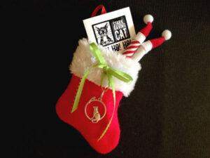 Santa's Rocking Stocking Catnip Joints