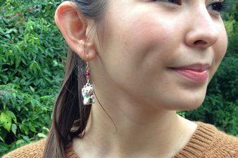 Neko Earrings