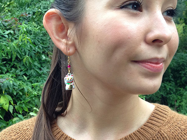 Neko Earrings