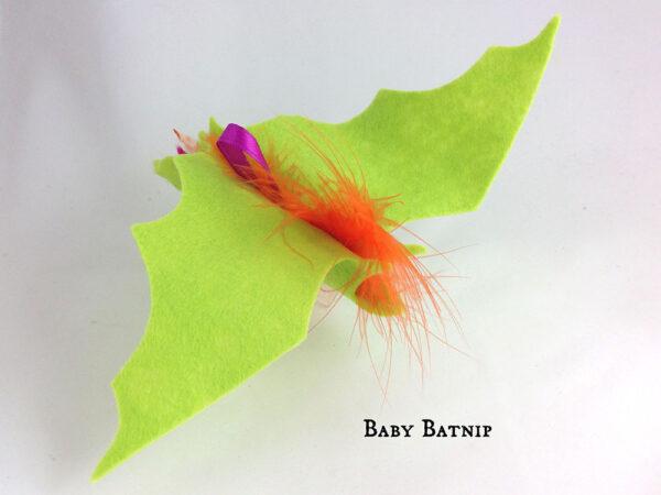 Green Baby Batnip