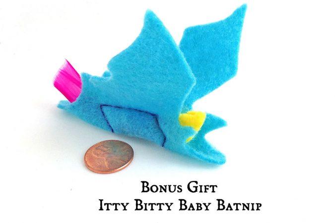 Itty Bitty Batnip