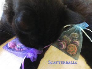 Wolfie with Scatterballs