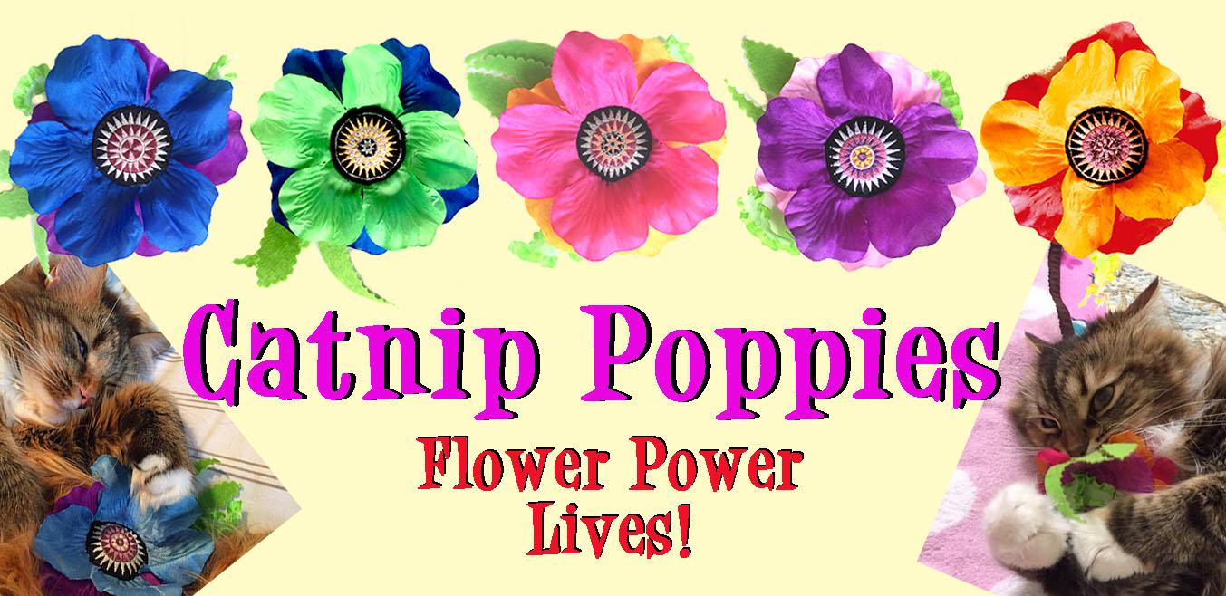 Buy Catnip Poppies
