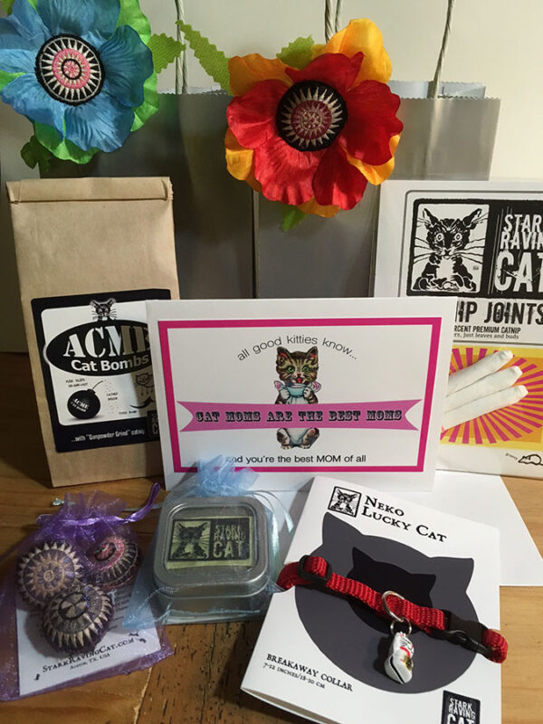 Cat Lover¹s Gift Bag