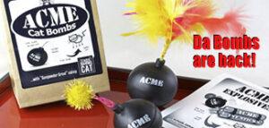Acme Cat Bombs 352x155