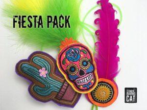 Fiesta Pack Catnip Toys