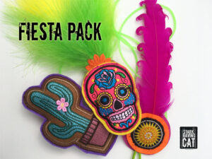 Fiesta Pack close up