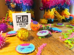 Filling for Catnip Piñatas