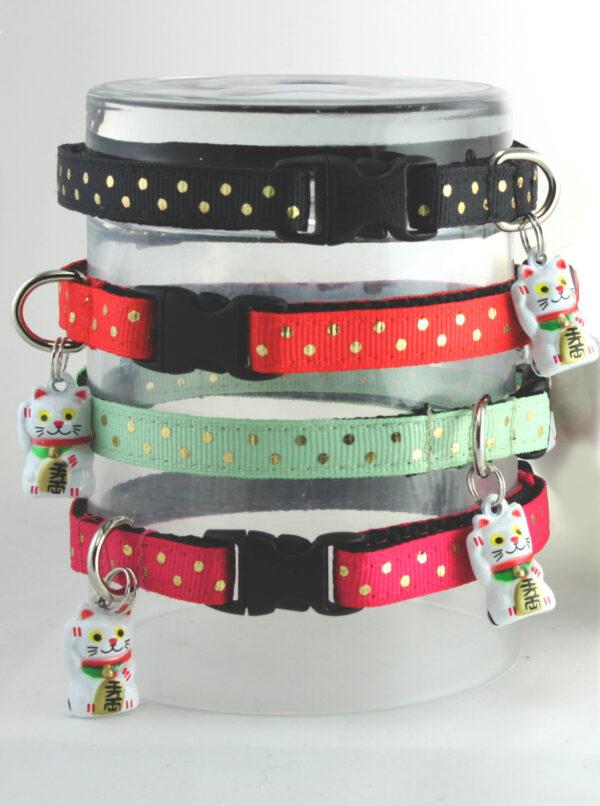 Neko Deluxe Cat Collars