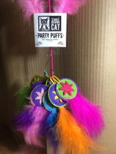 Party Puffs Point of Purchase