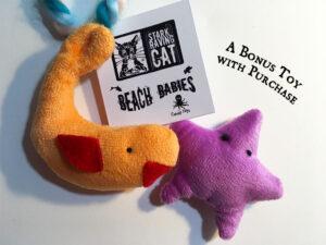 Catnip Beach Babies Bonus Toys