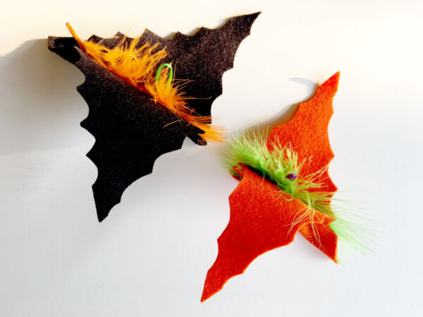 Halloween Batnip Catnip Toy Set