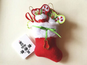 Xmas Mini Stocking & Catnip Toys