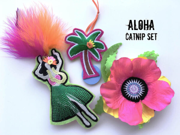 Grab n Go Gift Bag Aloha Poppy Set