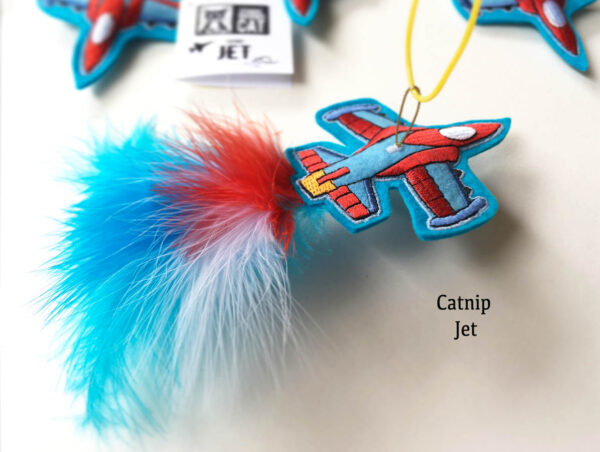 Jetnip Catnip Jet Cat Toy