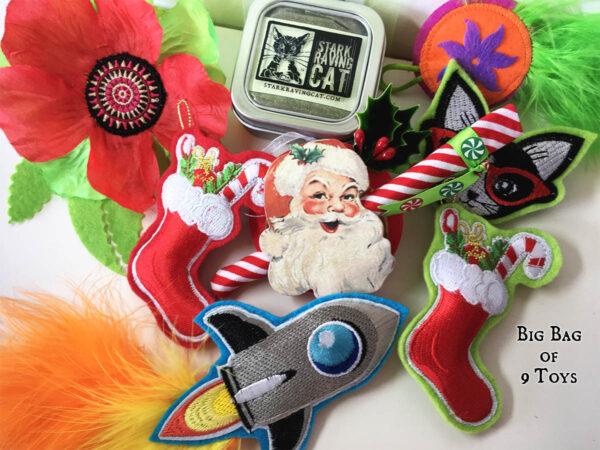 9 Toys Gift Bag