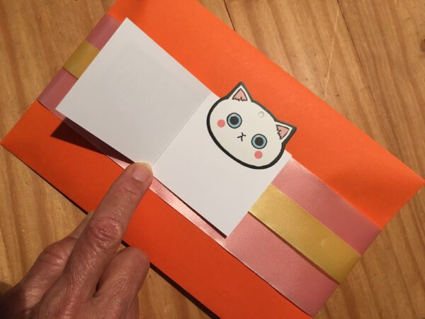 Catnip Joints Gift Packaging Blank Card