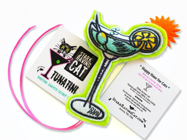 TunaTini Catnip Cat Toy