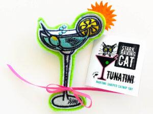 TunaTini Catnip Cat Toy