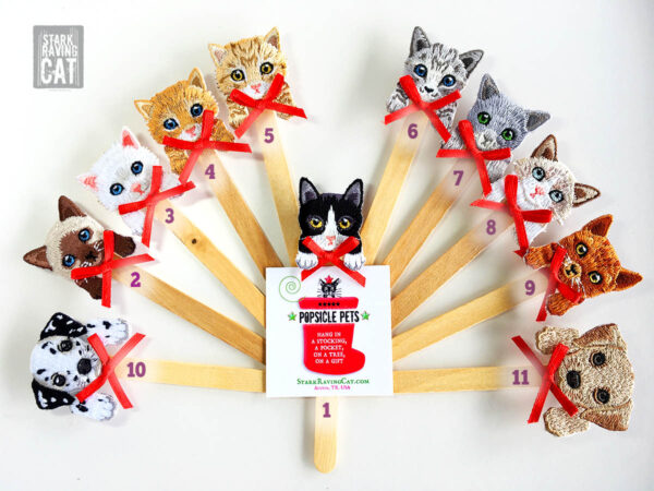 Popsicle Pet Cats & Dogs