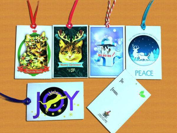 Holiday Gift Tag Set