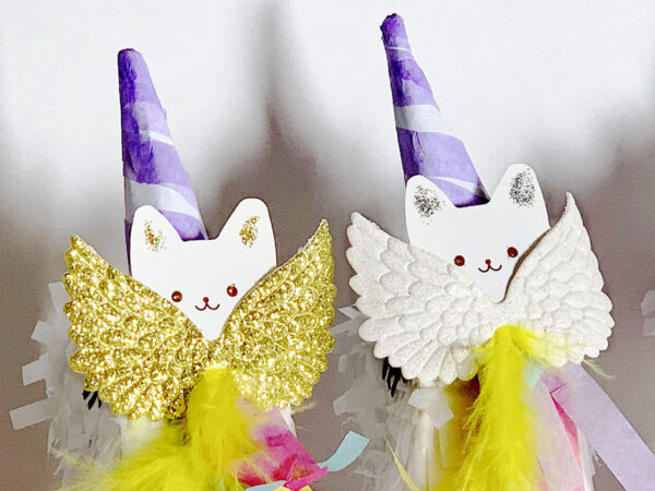 Unicorn Piñata Heads