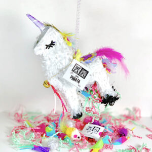 Unicorn Piñata Hanging