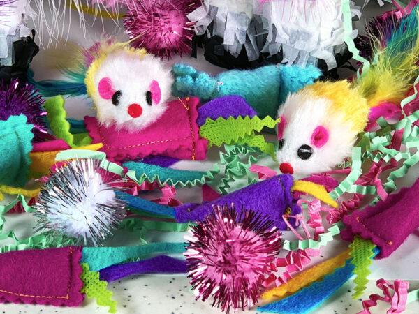 Unicorn Piñata Toys