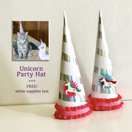 Unicorn Party Hats