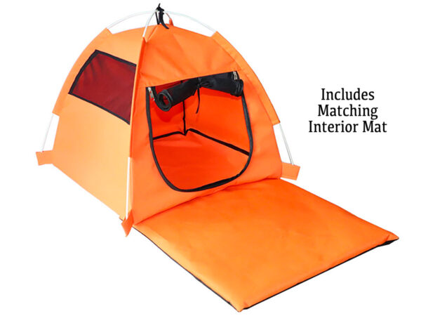 Luxury Pet Tent Matching Mat