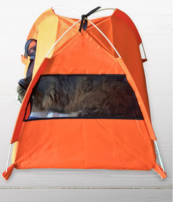 Luxury Pet Tent for Cats or Dogs