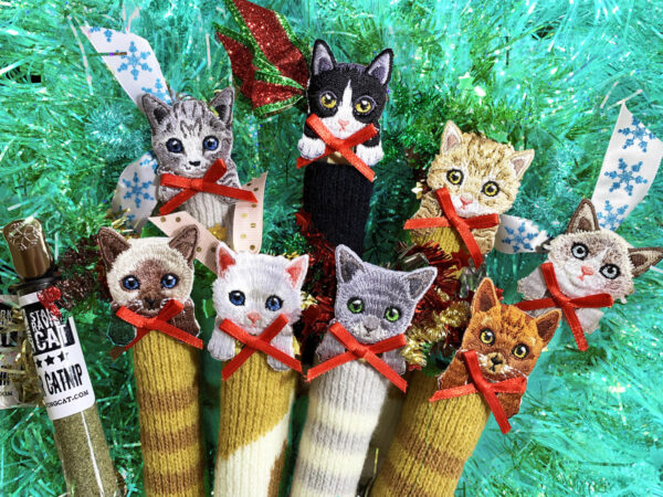 Pawsies Tree Ornaments