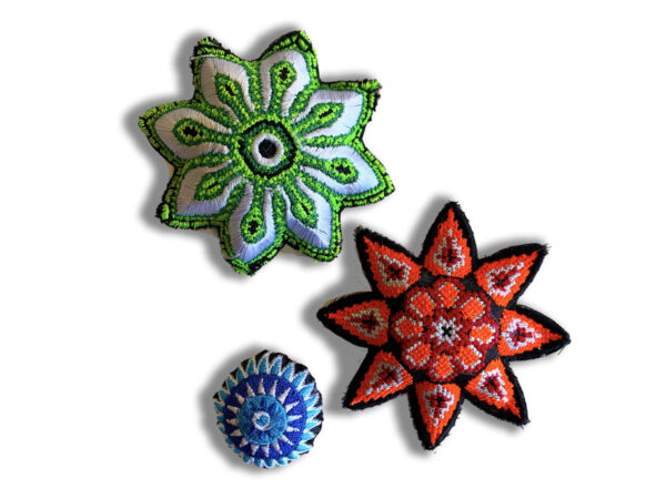 Scatterballs Stars Green/Red