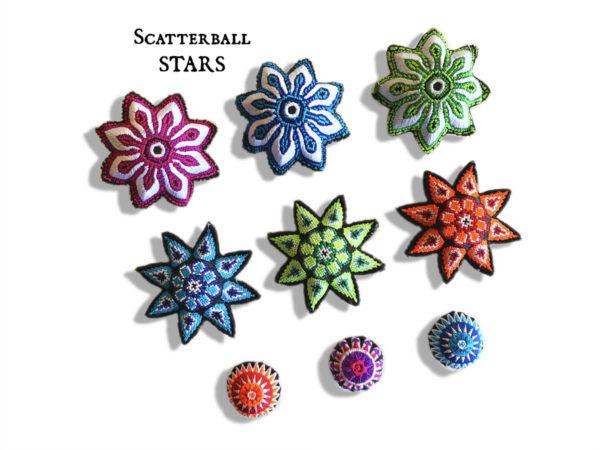 Scatterballs Stars