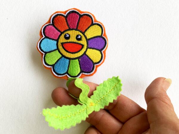 Happy Flower Cat Toy