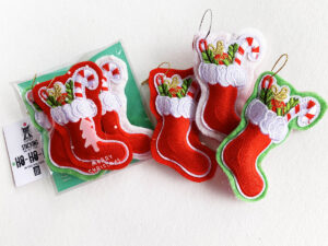 Mini-Stockings Catnip Toys